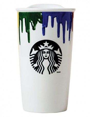 Starbucks Collaborates with Band of Outsiders for Designer Coffee Mugs