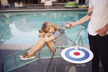 British Model Suki Waterhouse Takes On a New Role - Designer