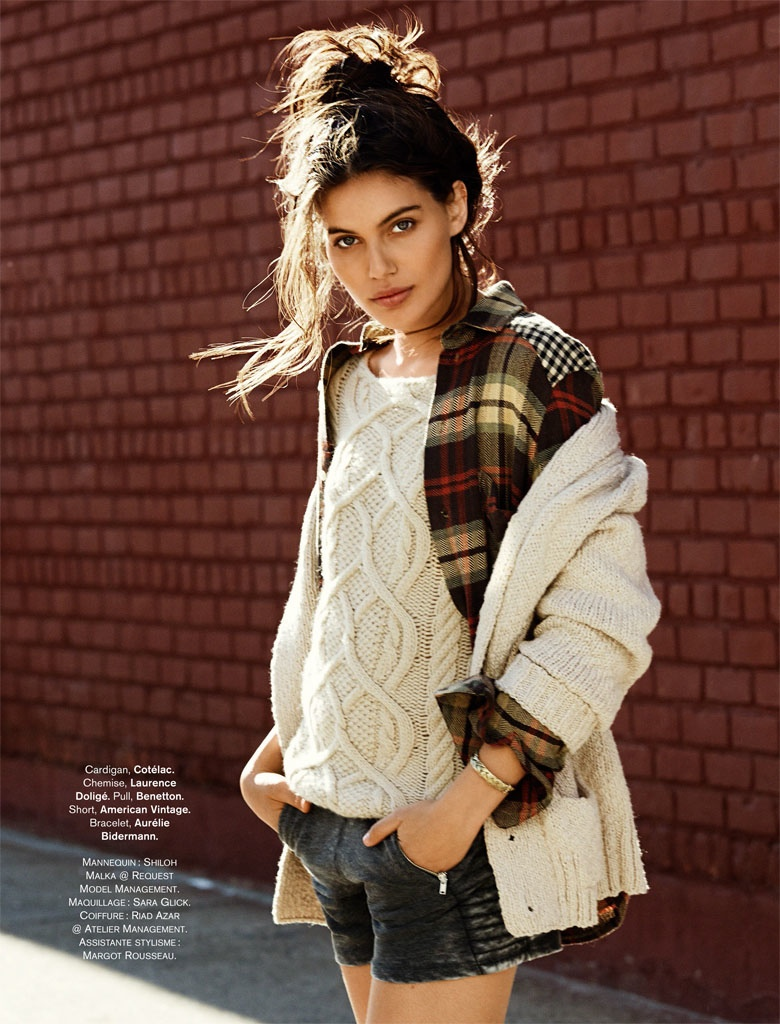 sweater story hilary walsh7 Shiloh Malka Sports Sweaters for Glamour France by Hilary Walsh