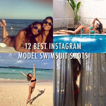 12 Best Images of Models in Swimsuits on Instagram