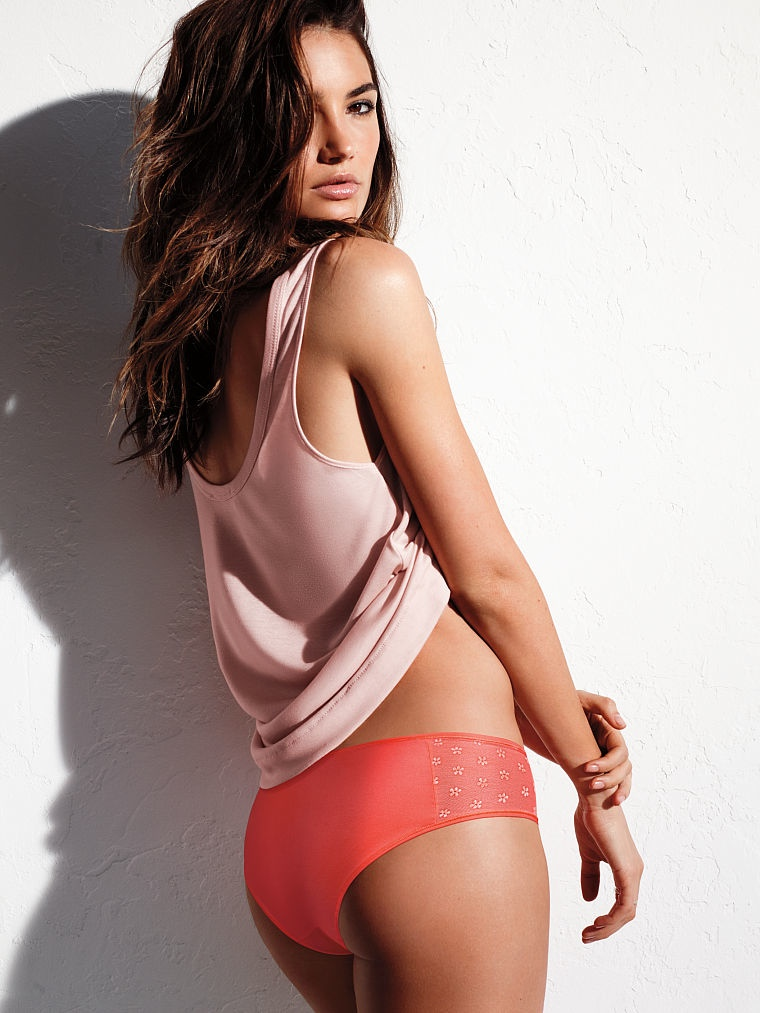 victorias secret lily aldridge lingerie12 Lily Aldridge Brings the Heat in Victorias Secret Lingerie Shoot