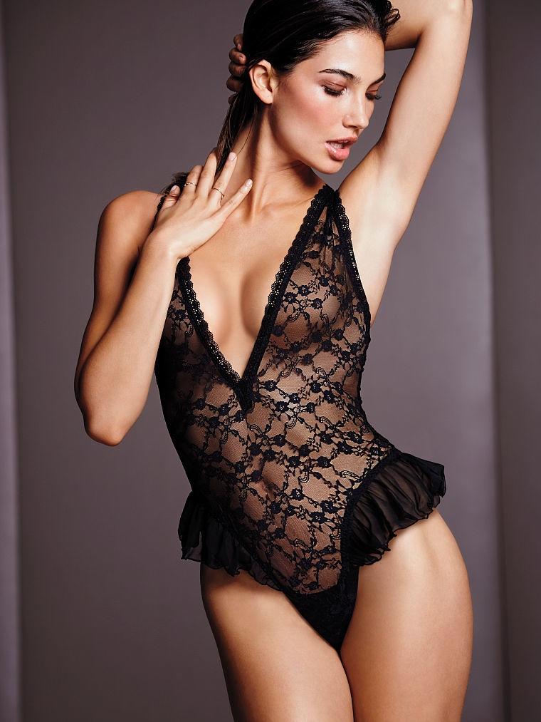 Lily Aldridge for Victoria's Secret Lingerie   Page 2 ... - photo #43