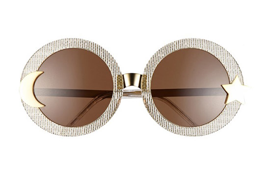 wildfox couture luna sunglasses gold Daily Find: Beat the Heat with Wildfox Coutures Luna Sunglasses
