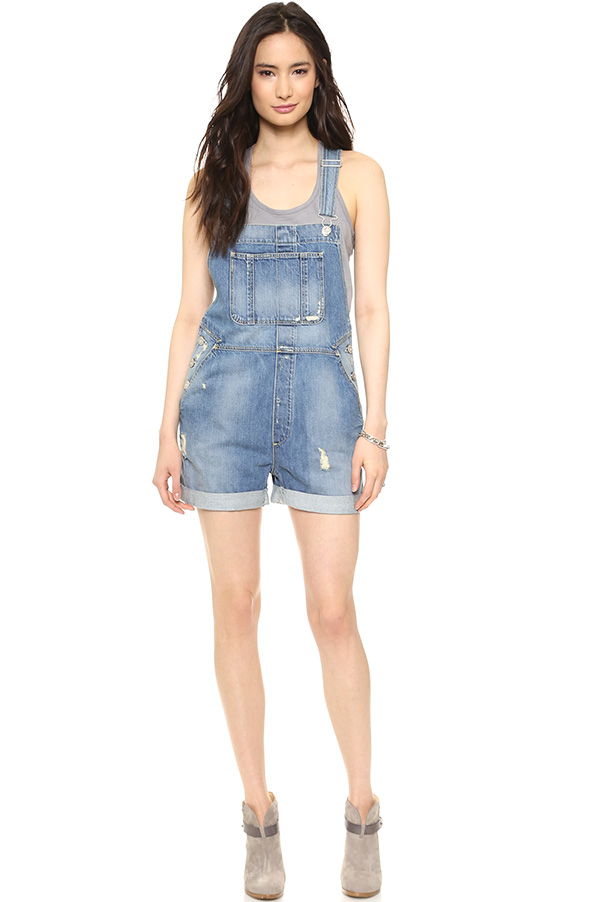 3x1 Short Overalls available at Shopbop for $325.00