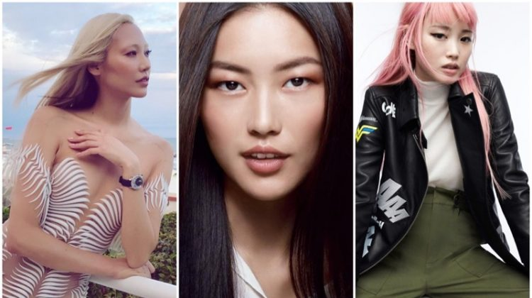 8 Asian Models Changing the Face of Fashion