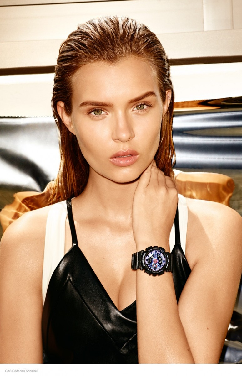 Casio g shock launches first women s watches photos fashion gone rogue for Celebrity watches female