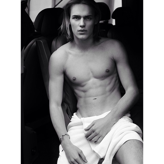 Ton Heukels Shirtless Man Crush Monday: 10 Hot Male Models in Shirtless Instagrams