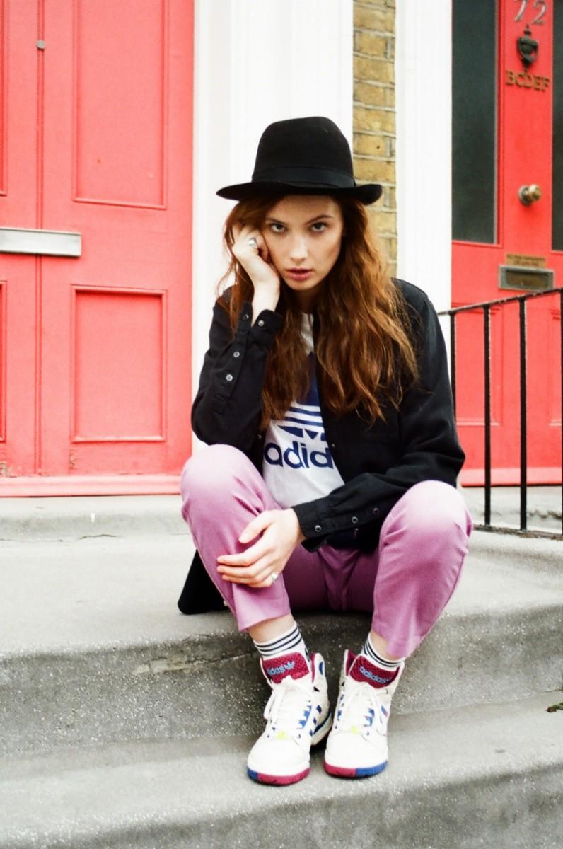 Profecía Escabullirse Botánico  adidas Originals Womens Luxury OG Snake Sneakers Fall 2014 | Fashion Gone  Rogue