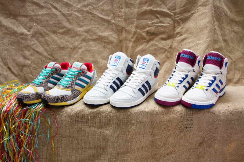 adidas originals fall 2014 lux snake og sneaker9 adidas Originals Launches Luxury OG Sneakers for Fall 2014