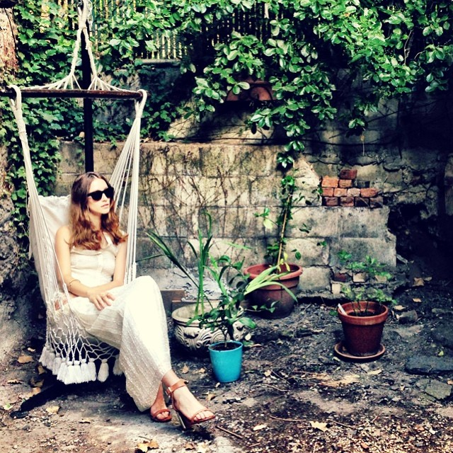 alana garden Instagram Photos of the Week | Kate Moss, Naomi Campbell + More Models