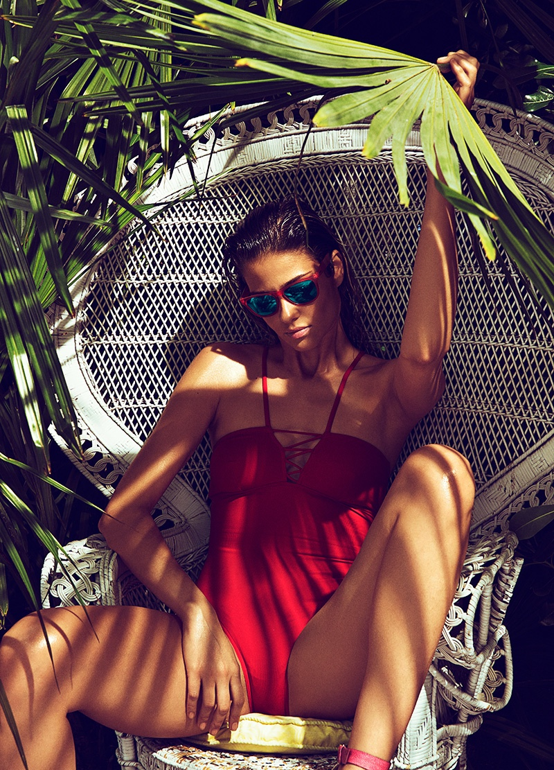 ana beatriz barros swimsuits5 Ana Beatriz Barros Sizzles in Swimsuit Style for GQ Spain Shoot by Richard Ramos