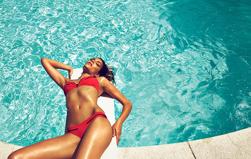 ana beatriz barros swimsuits6 Ana Beatriz Barros Sizzles in Swimsuit Style for GQ Spain Shoot by Richard Ramos