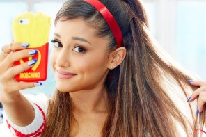 Ariana Grande is Selfie Obsessed in Seventeen Magazine Shoot