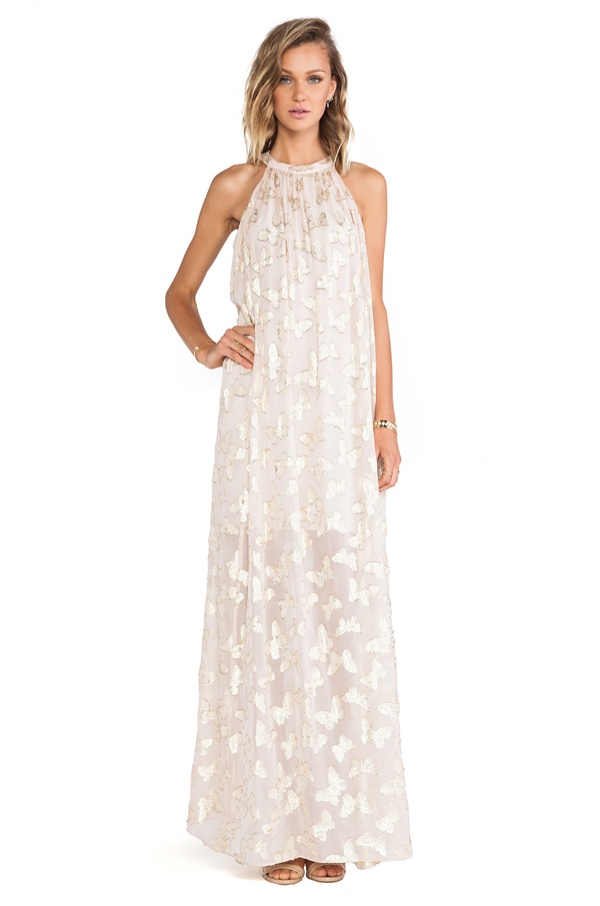 Lori Maxi Dress available at REVOLVE Clothing for $395.00