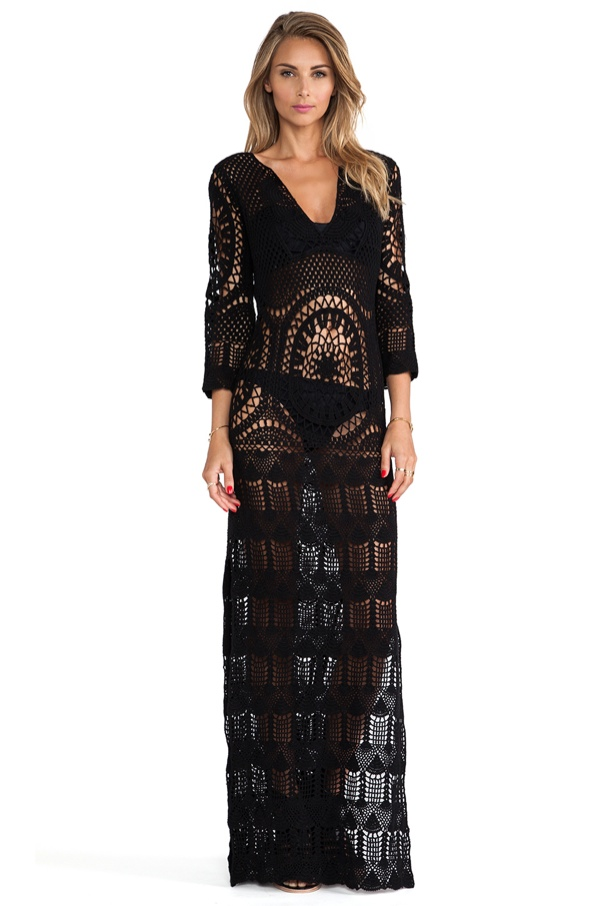 "Lisa Maree ""London Fiction"" Maxi Dress available at REVOLVE Clothing for $285.00"