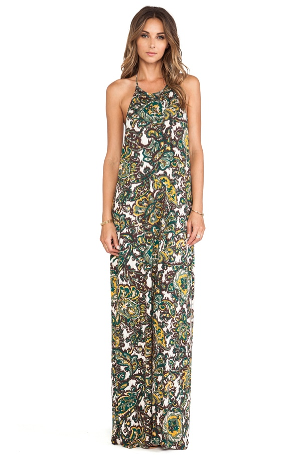 bohemian maxi dress rachell pally 7 Bohemian Style Maxi Dresses to Let Out Your Inner Hippie