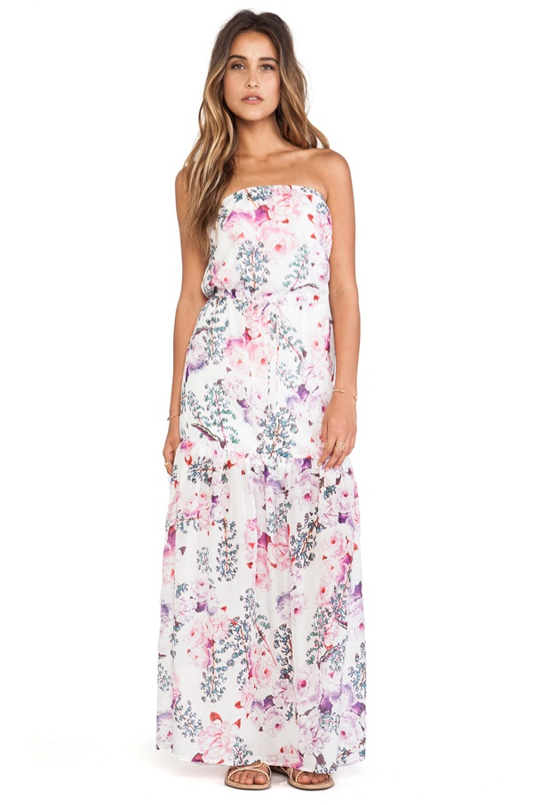 Wish Cherryblossom Dress available at REVOLVE Clothing for $194.00