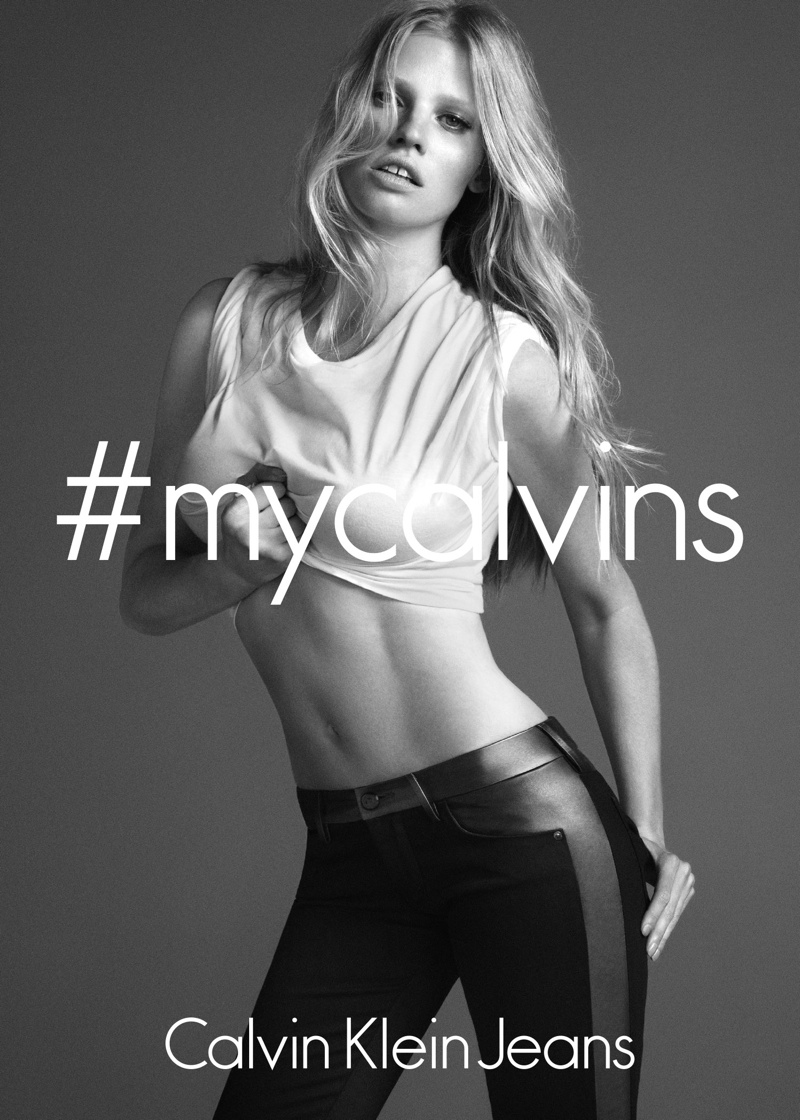 calvin klein fall 2014 ad photos2 More Photos Revealed From Calvin Kleins Fall 2014 Ads