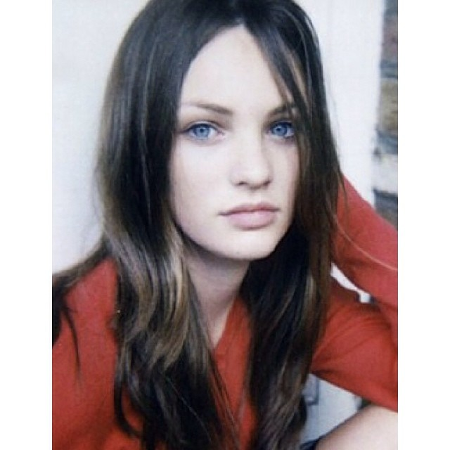 candice brunette TBT | When Candice Swanepoel Was a Brunette