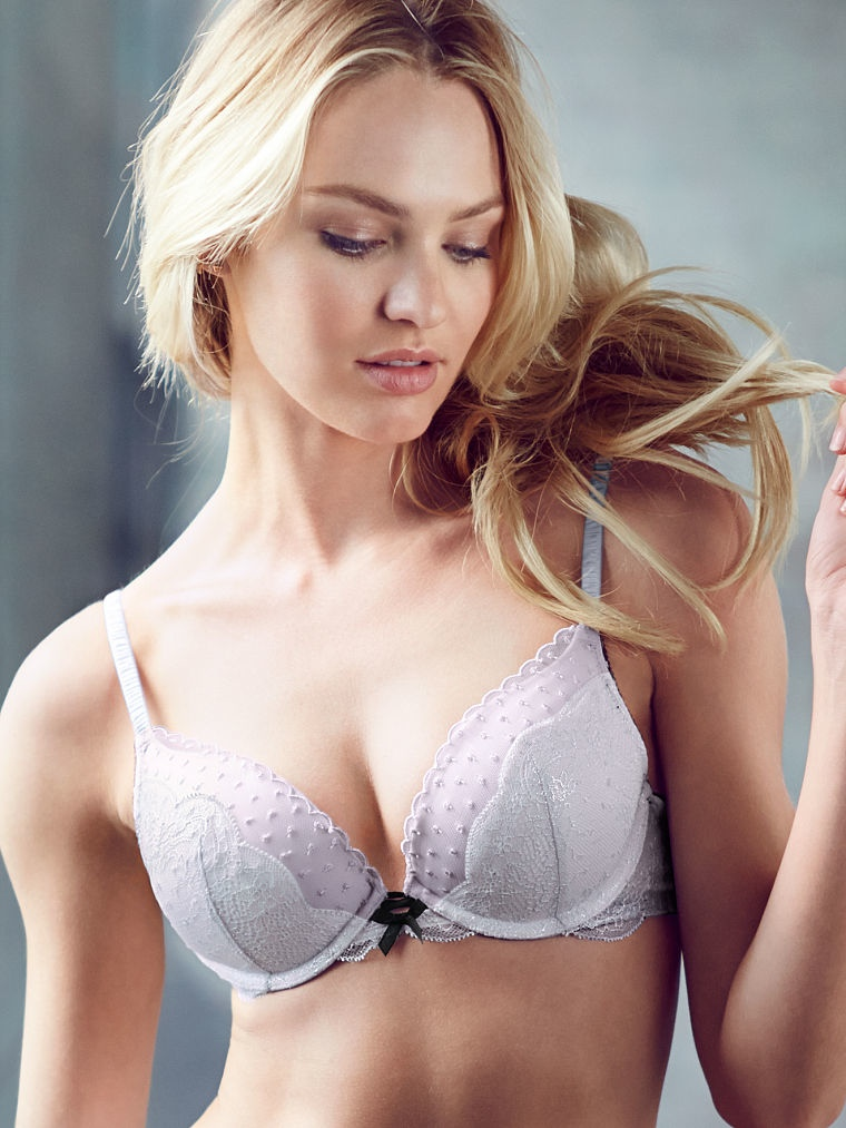 candice swanepoel sexy11 Sweet & Light: Candice Swanepoel Enchants for Victoria's Secret Images