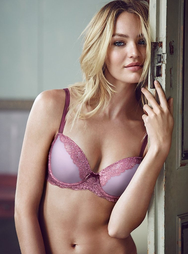 candice swanepoel sexy12 Sweet & Light: Candice Swanepoel Enchants for Victoria's Secret Images