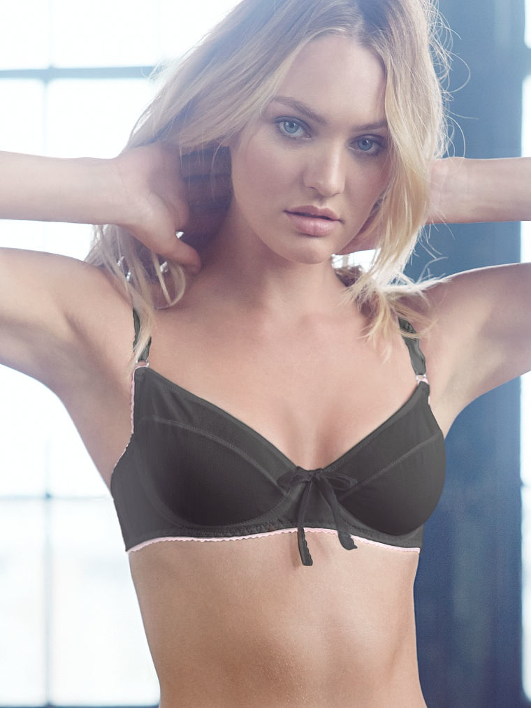 candice swanepoel sexy5 Sweet & Light: Candice Swanepoel Enchants for Victoria's Secret Images