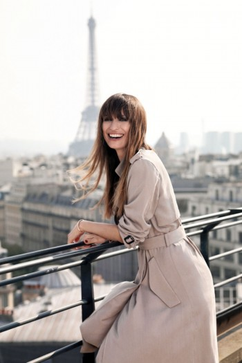 Lancôme Taps Caroline de Maigret as Newest Brand Ambassador + More