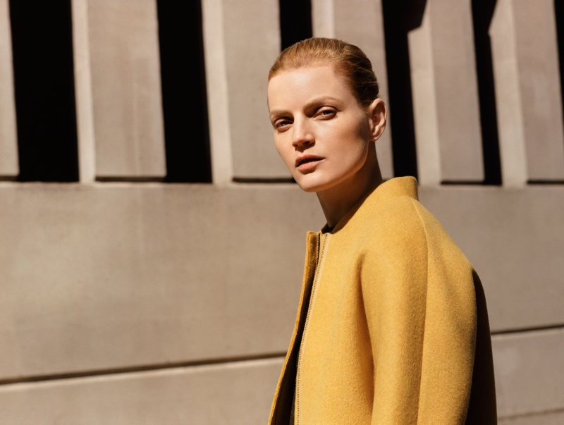 cos 2014 fall winter campaign1 Guinevere Van Seenus Fronts COS Fall/Winter 2014 Campaign