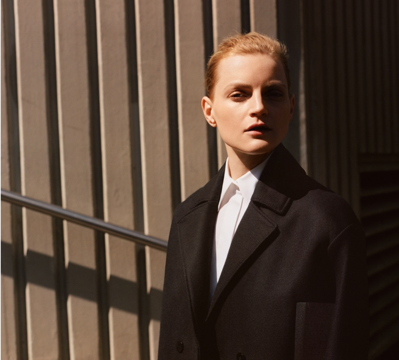 cos 2014 fall winter campaign2 Guinevere Van Seenus Fronts COS Fall/Winter 2014 Campaign