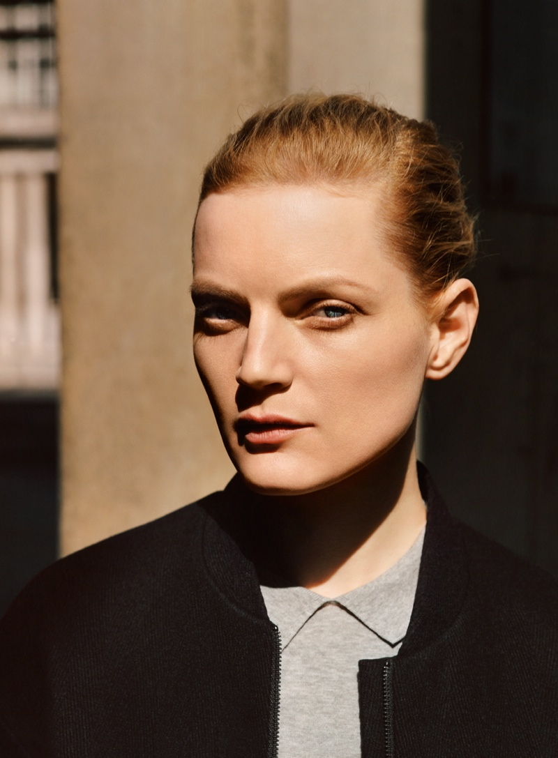 cos 2014 fall winter campaign3 Guinevere Van Seenus Fronts COS Fall/Winter 2014 Campaign
