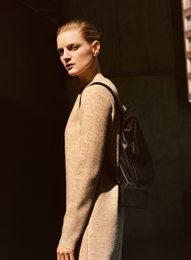 Guinevere Van Seenus Fronts COS' Fall/Winter 2014 Campaign