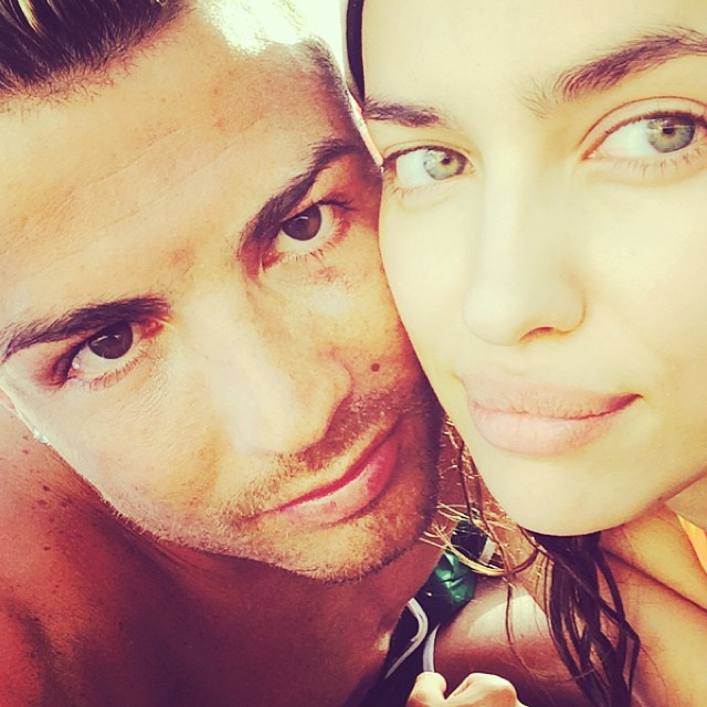 cristiano irina Instagram Photos of the Week | Lara Stone, Mariacarla Boscono + More Models