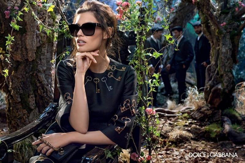 Dolce Amp Gabbana 2014 Fall Winter Eyewear Campaign