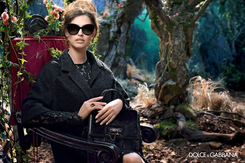 2014 Rogue Gabbana Fallwinter CampaignFashion Dolceamp; Eyewear Gone lK13TcFuJ