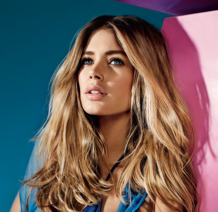 Doutzen Kroes Shines for L'Oreal Paris Casting Sunkiss Jelly Ads