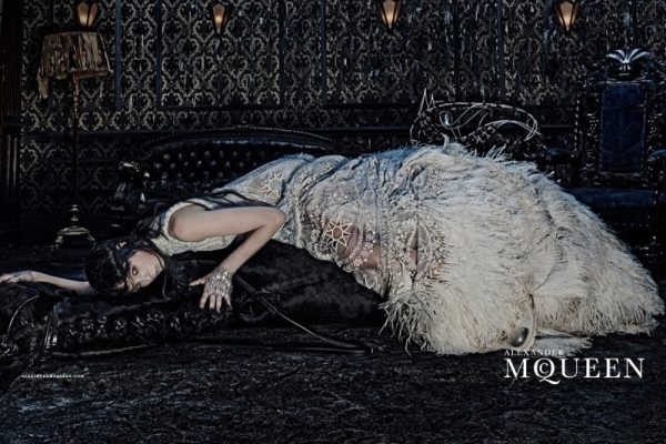 edie-campbell-alexander-mcqueen-fall-2014-ad