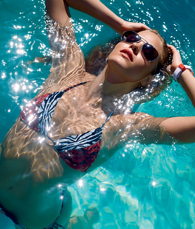 Erin Heatherton Swimsuits