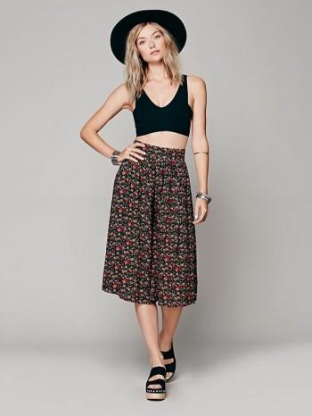 Culottes: The 70s Fashion Trend Makes a Comeback