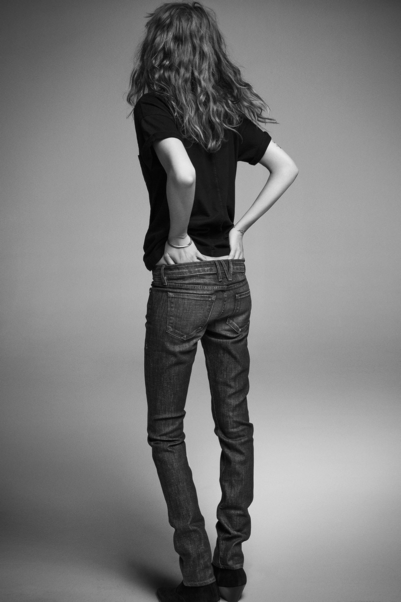 frame denim inez vinoodh freja beha4 Inez & Vinoodh Collaborate with FRAME Denim, Tap Freja Beha Erichsen to Model