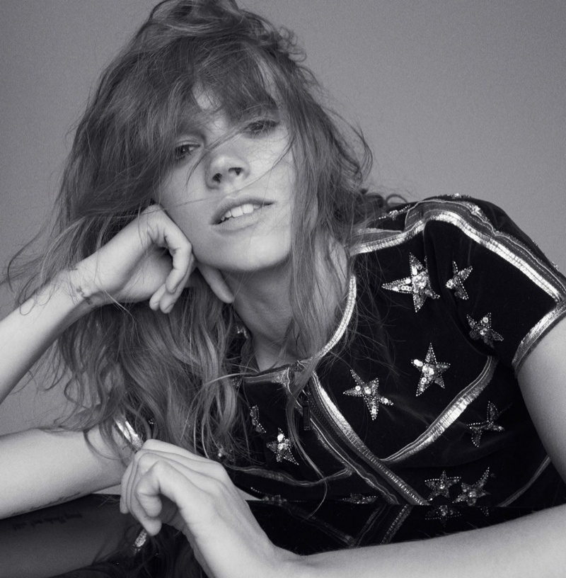 Freja Beha Erichsen is at Her 'Personal Best' for Russh Shoot by Benny Horne