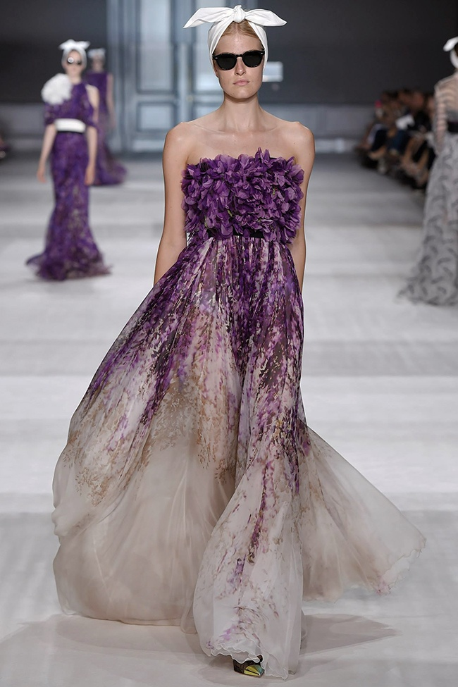 giambattista valli fall 2014 haute couture show27 15 Most Beautiful Couture Gowns of Fall 2014