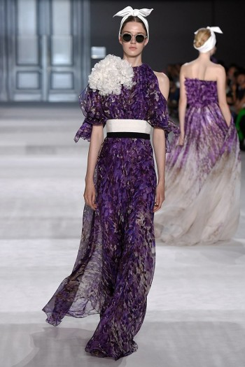 Giambattista Valli Fall 2014 Couture