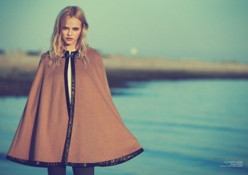 Ginta Lapina is a Vision in Glass Magazine by Chris Craymer