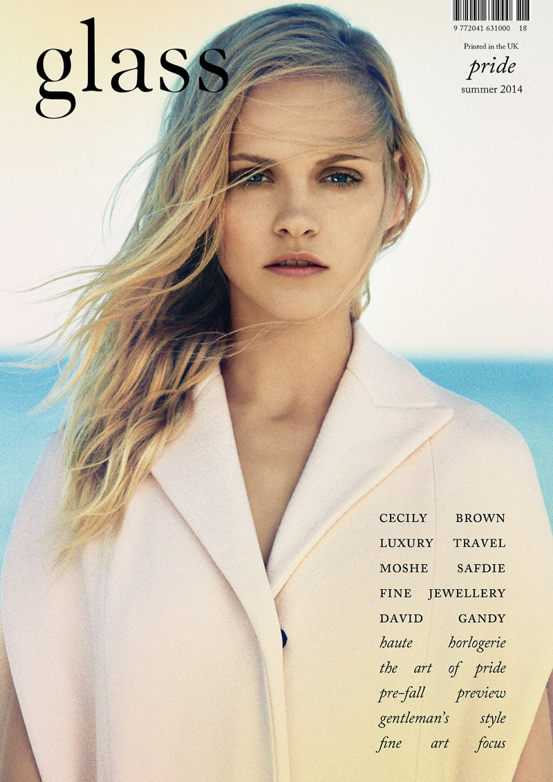 ginta lapina 2014 7 Ginta Lapina is a Vision in Glass Magazine by Chris Craymer