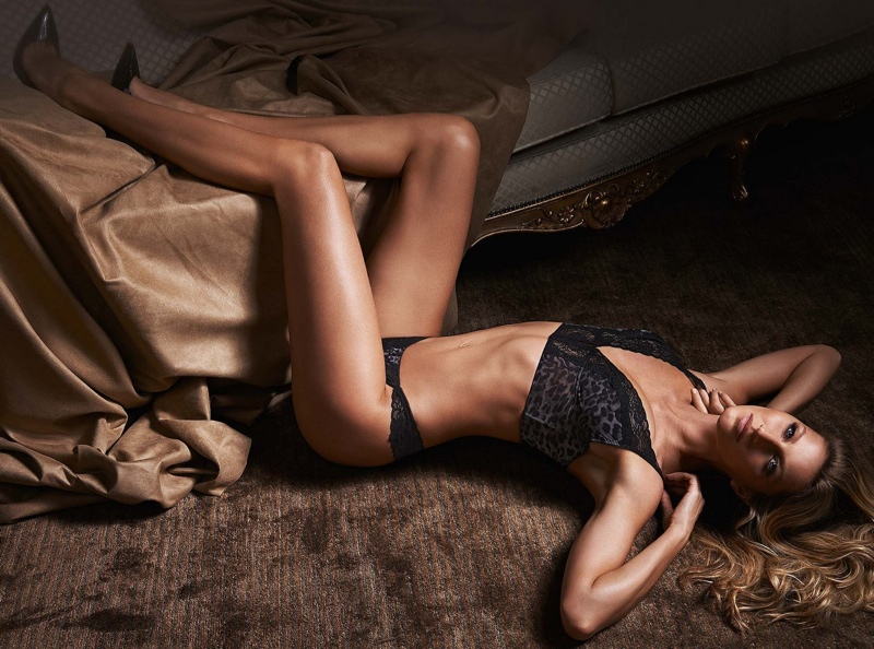 gisele bundchen intimates 2014 campaign photos3 Gisele Bundchen Brings the Sexy for Her Latest Intimates Campaign