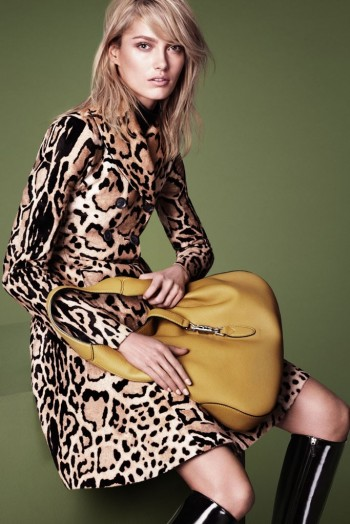 More Models Revealed for Gucci's Fall 2014 Advertisements