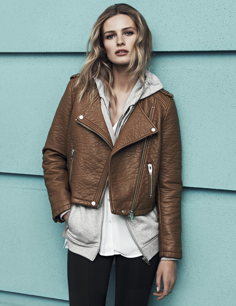 hm fall fashion looks10 Edita Vilkevicute Sports H&M's Key Fall Fashion Pieces