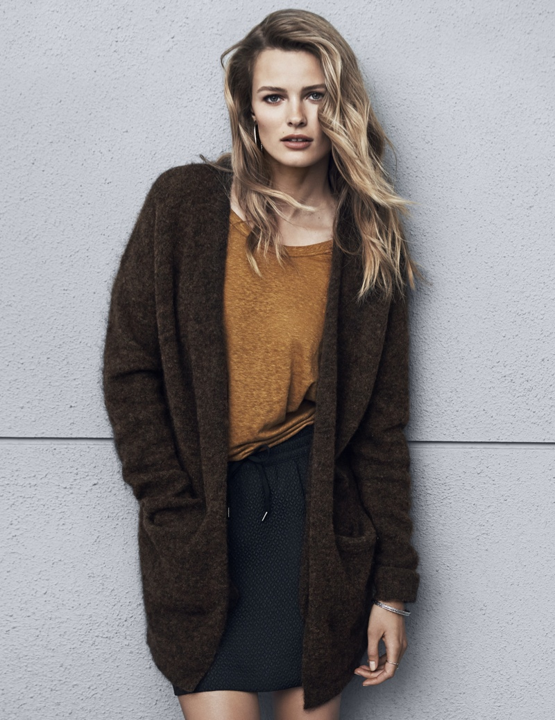 hm fall fashion looks11 Edita Vilkevicute Sports H&M's Key Fall Fashion Pieces
