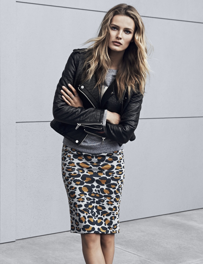 hm fall fashion looks8 Edita Vilkevicute Sports H&M's Key Fall Fashion Pieces