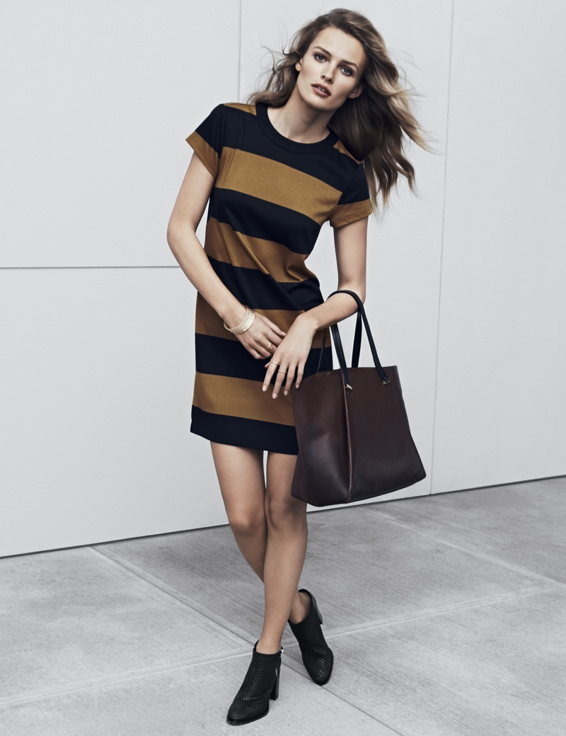 hm fall fashion looks9 Edita Vilkevicute Sports H&M's Key Fall Fashion Pieces